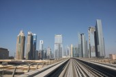 Дубай. Прогулки на метро